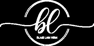 BLAIR LAW FIRM logo